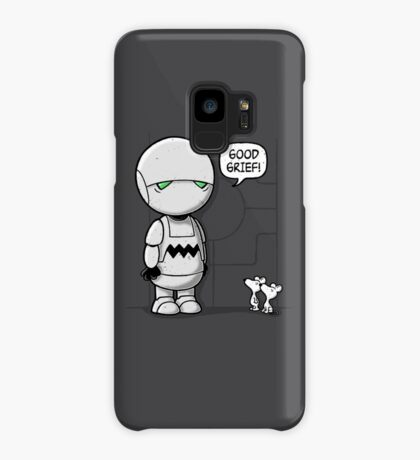 Good Grief Marvin Case/Skin for Samsung Galaxy