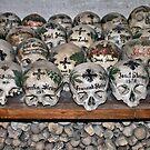 Beinhaus - Bone House Hallstatt, Austria by Lee d'Entremont