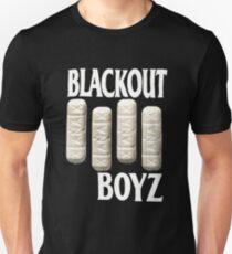 BLACKOUT BOYZ XANAX Unisex T-Shirt