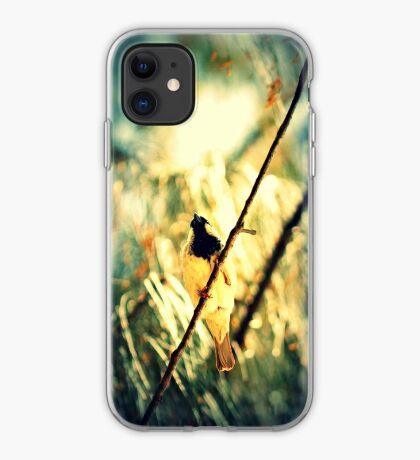 Branch Birdie II iPhone Case
