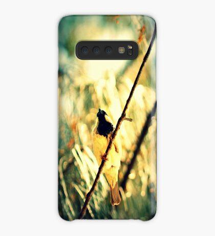 Branch Birdie II Case/Skin for Samsung Galaxy