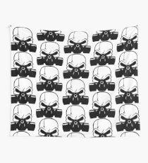 Tela decorativa Skull Gasmask