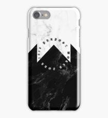 Purpose World Tour 2016 - Marble iPhone Case/Skin