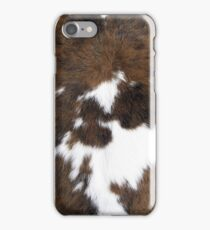 Cowhide iPhone Case/Skin
