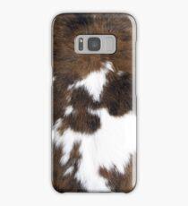 Cowhide Samsung Galaxy Case/Skin