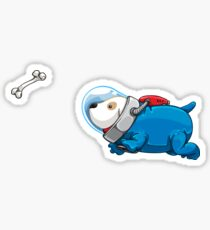 Spacedoggy Sticker