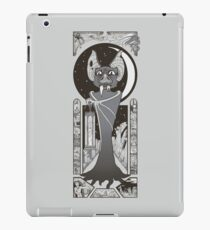 Horror Noveau iPad Case/Skin