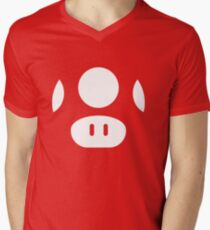 Super Mario Mushrooms T-Shirt