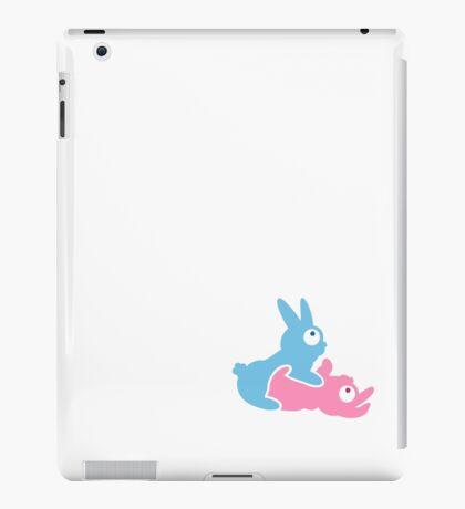 Bunnies making Bunnies VRS2 iPad Case/Skin