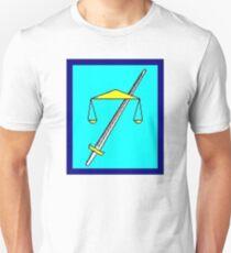 Camiseta ajustada TempleOS