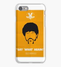 Jules Winnfield iPhone Case/Skin