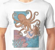 Octopus Dance  Unisex T-Shirt