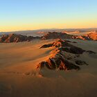Namib-Naukluft Sunrise by Jennifer Sumpton