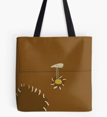 The Wanted Theif's Satchel Tote Bag