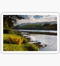 River Ness Sticker