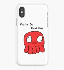 Turd One Nogla iPhone Case/Skin
