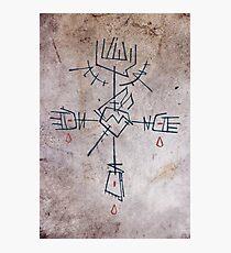 Religious christian Cross Photographic Print