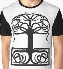 The World Tree, Yggdrasil Graphic T-Shirt