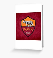 ROMA Greeting Card