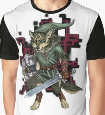 Link Wolf Graphic T-Shirt