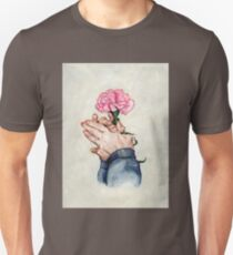 Hands of Time (Acrylic Painting) Unisex T-Shirt