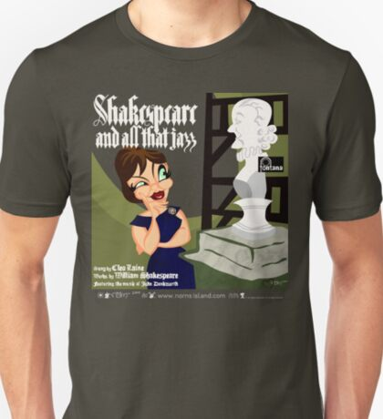 SHAKESPEARE & ALL THAT JAZZ T-Shirt
