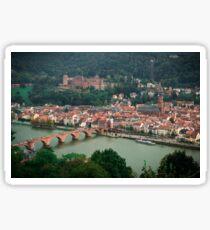 Heidelberg, Germany Sticker