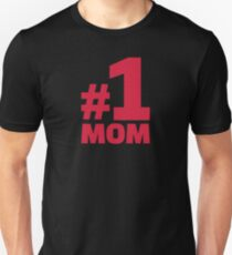 Number No. 1 Mom T-Shirt