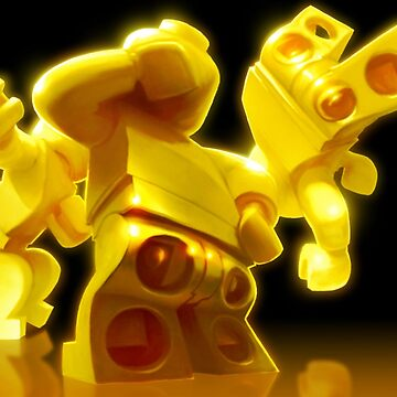 Yellow Butts by brikwars