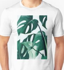 Monstera #redbubble #artprints Unisex T-Shirt