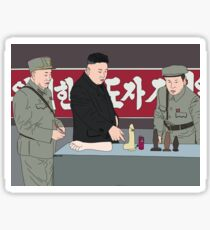 Approved by the Supreme Leader Sticker