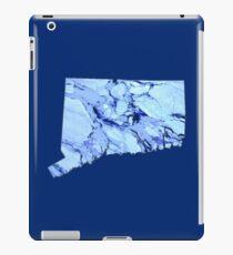 Marble Connecticut iPad Case/Skin