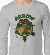 Arrow S3 Promo Poster Variant - Version 3 Long Sleeve T-Shirt