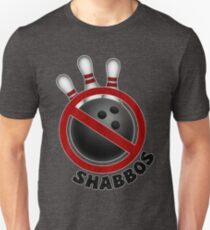 I Don't Roll on Shabbos! Unisex T-Shirt