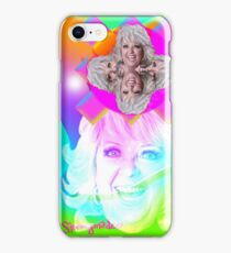 Go Nuts with Paula's Fresh Donuts iPhone Case/Skin