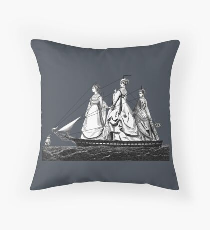 A Feat of Modern Genetic Wom-Enginereering? Throw Pillow