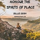 Honour The Spirits Of Place by Deep Peace Trust