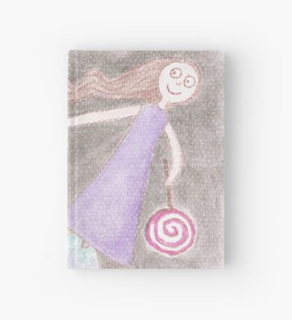 It's a small world after all! Hardcover Journal