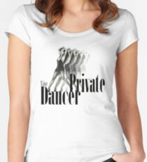 Tina Turner - Private Dancer Women's Fitted Scoop T-Shirt