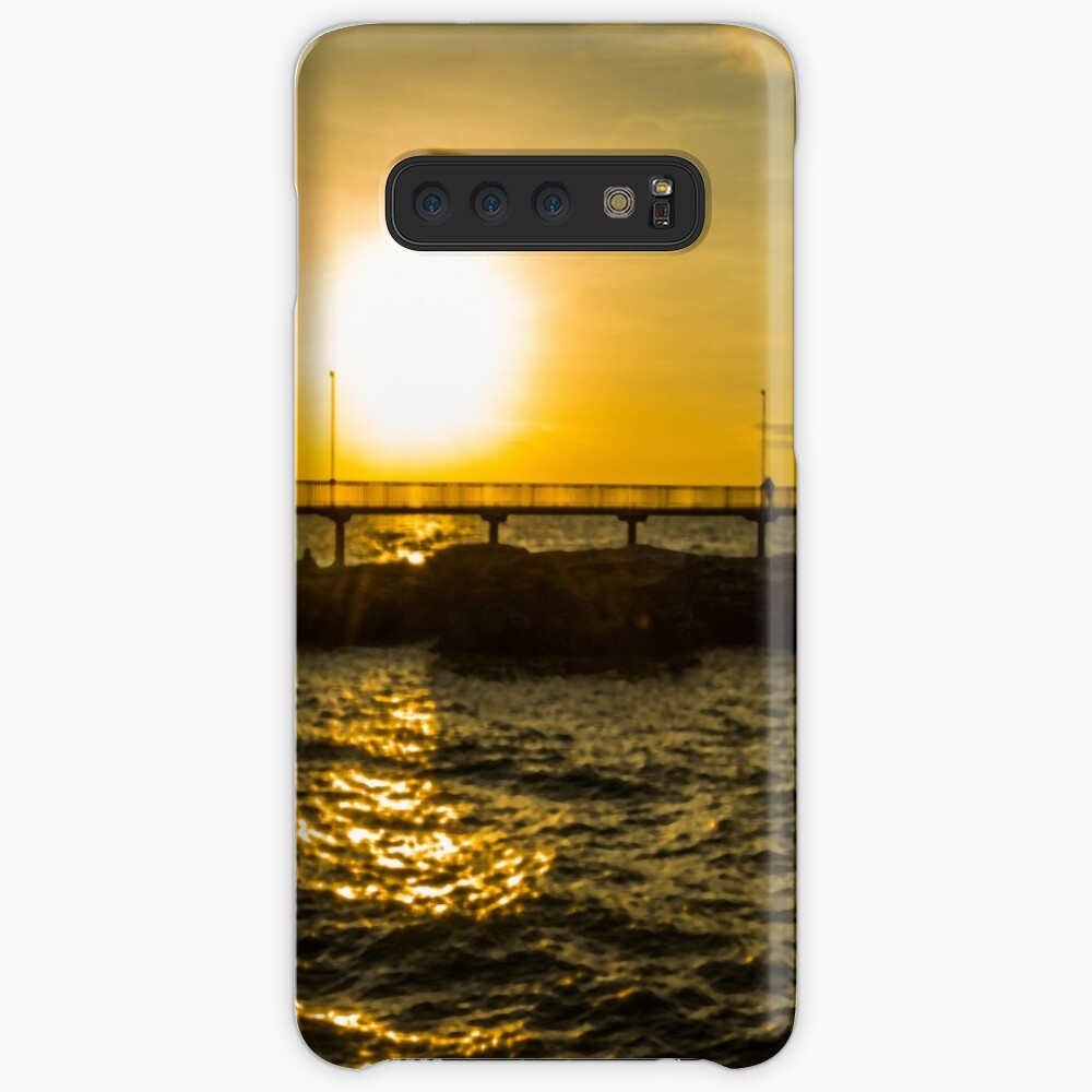 Fly off into the sunset Case & Skin for Samsung Galaxy