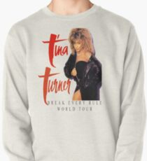 Tina Turner - World Tour - Reproduction Concert Tee 1987 Pullover