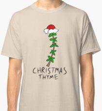 Christmas Thyme Classic T-Shirt