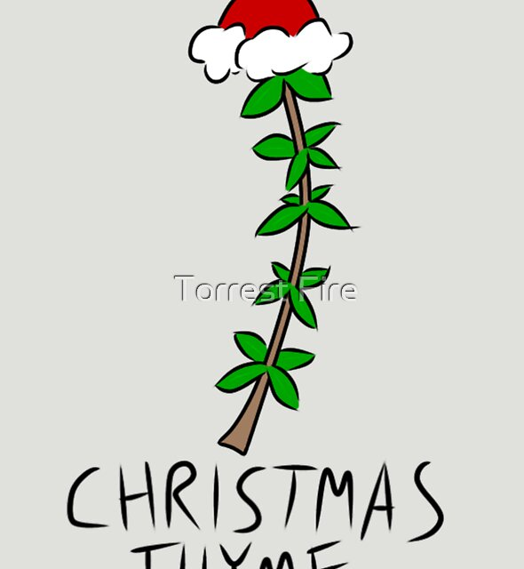 Christmas Thyme by Torrest Fire