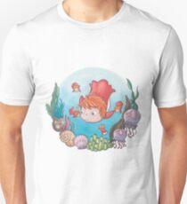 Ponyo Unisex T-Shirt