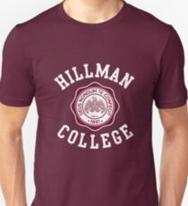 HILLMAN COLLEGE EAGLE CREST 2 T-Shirt