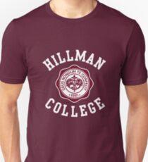 HILLMAN COLLEGE THEATER CREST 2 T-Shirt