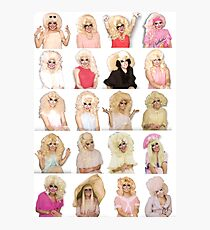Trixie Mattel (BFF #2) Photographic Print