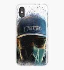 Watch dogs, Dedsec iPhone Case/Skin