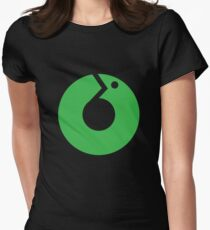 Ouroboros Womens Fitted T-Shirt