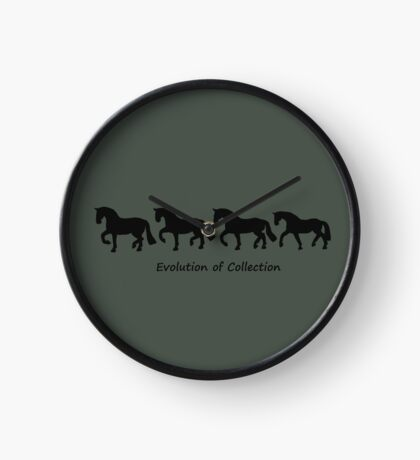 Evolution of collection Clock